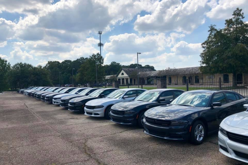 La. PD Updates Aging Fleet with 73 New Vehicles