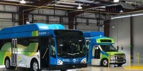 Ga. City Opens CNG-Compliant Fleet Facility