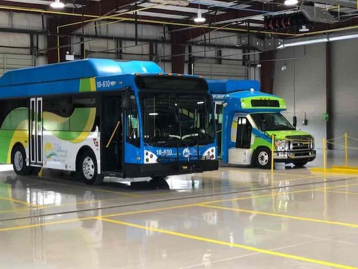 Ga. City Opens CNG-Compliant Fleet Facility