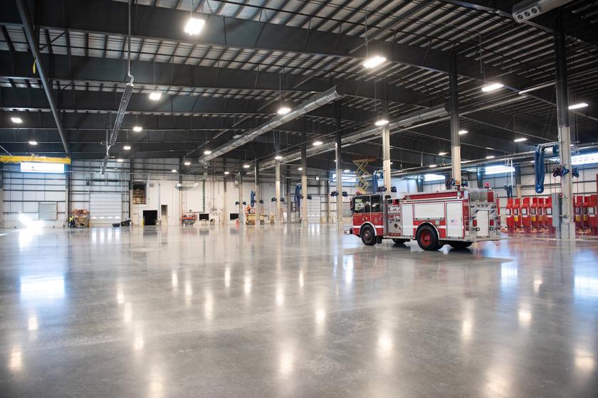 Chicago Opens New Fleet Headquarters