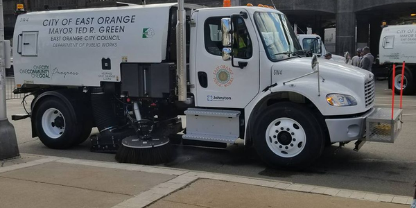 N.J. City Purchases Trucks for In-House Street Sweeping