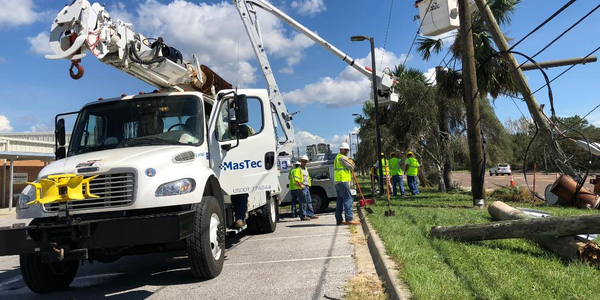 Recovery Efforts Begin for Hurricane Michael