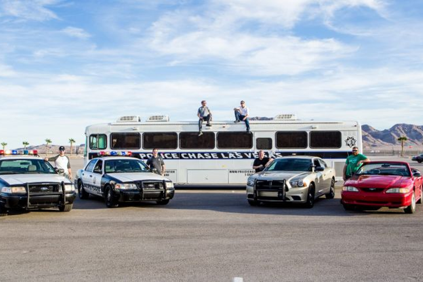 'Police Chase' Attraction to Open in Las Vegas