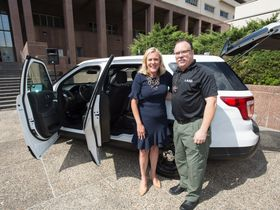 Los Angeles County Unveils Vans, Patrol Vehicles for Mental Health Calls