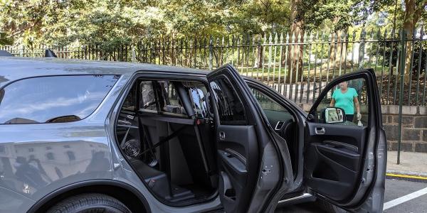 Va. Adds Unmarked SUVs for Mental Health Transport