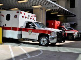 Ind. City Starts Ambulance Service, Shows Off Vehicles