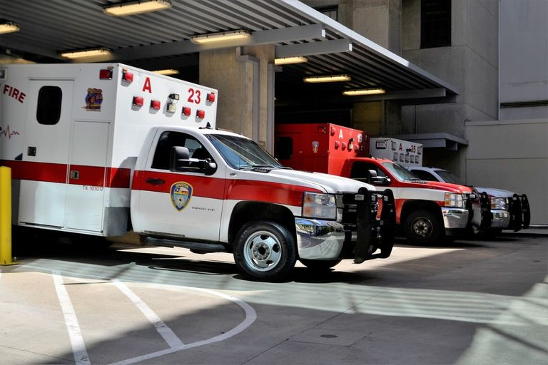 How to Clean a Coronavirus-Infected EMS Vehicle