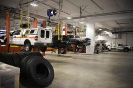 Ga. County Building Fleet Maintenance Facility