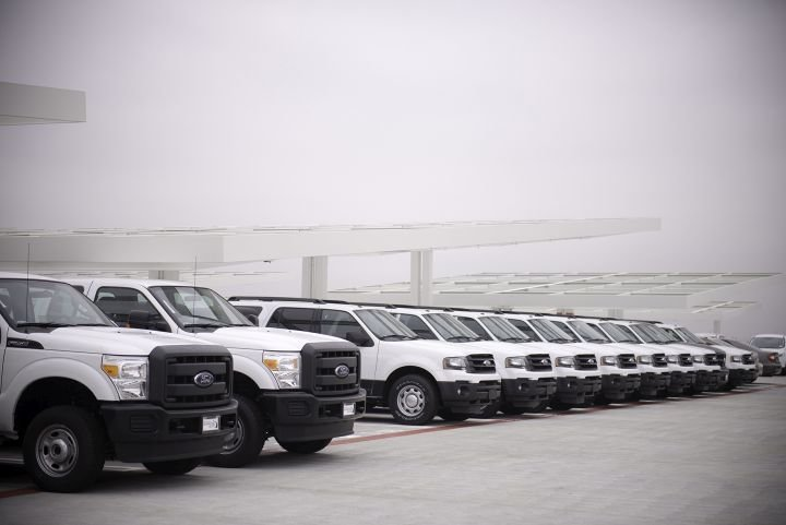 The audit suggested rightsizing the fleet. - File photo