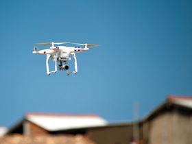 Calif. PD May Use Drones to Inform Public From a Distance