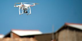 Federal Fleet Grounds Drones, Citing Security Risk