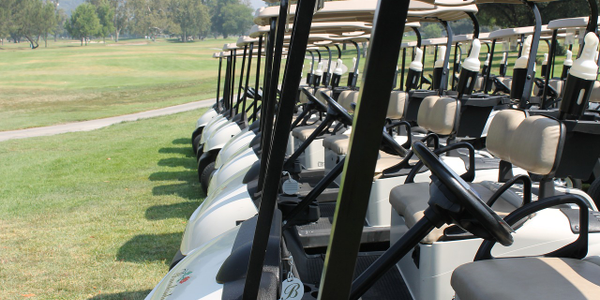 Texas City Switches to Gasoline Golf Carts