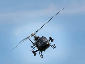 San Diego to Spend $21M on Police Helicopters