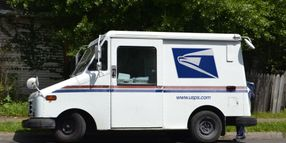 Congressman Proposes Cleaner Postal Fleet
