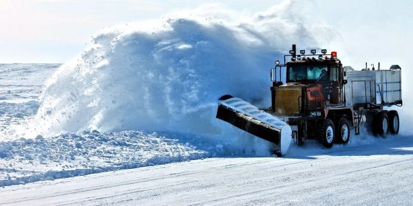 Snowplow Simulator Could Help Recruit Drivers Year-Round