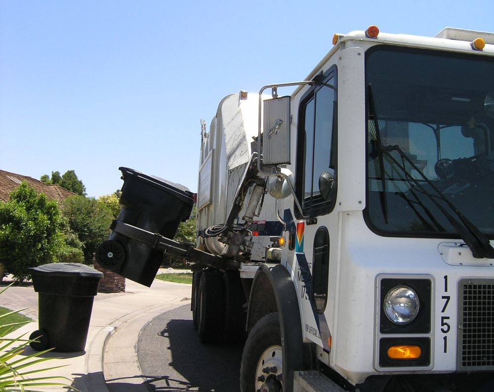 Heat Causes Breakdowns for N.C. City's Refuse Trucks