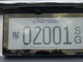 Maryland DOT Tests Digital License Plates