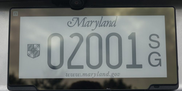 Reviver's digital license plate will be tested on 22 state fleet vehicles.