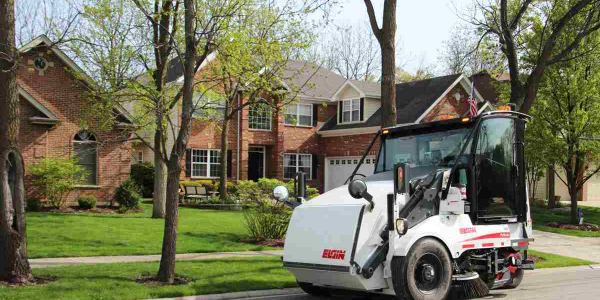 Elgin Sweeper has partnered with RoadBotics to offer Florida's municipalities the ability to...