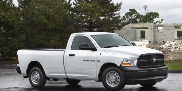 The former assistant fleet manager rigged a surplus auction so he could buy a 2012 Ram 1500...