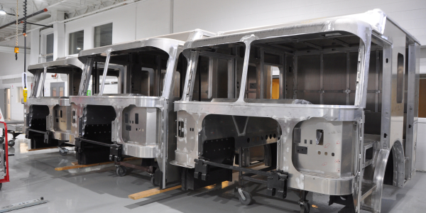 Spartan Motors Launches Detroit Truck Manufacturing