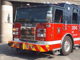 Pierce Pumpers Delivered to Montreal Fire Department
