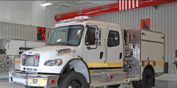 Nev. County Expands Fire Fleet to Tackle Growing Threat of Wildfires