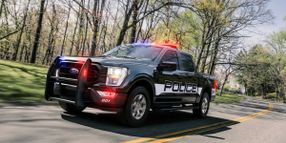 Ford Introduces All-New 2021 F-150 Police Responder
