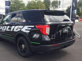Testing Ford's 2020 Police Interceptor Utility