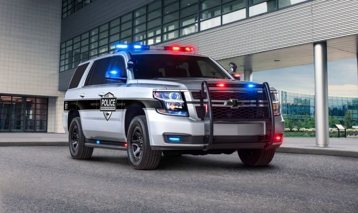 2018 Chevrolet Tahoe PPV