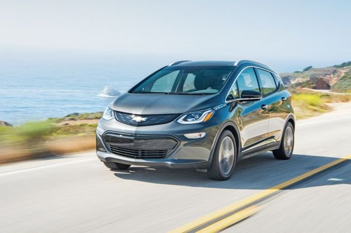 This new policy would prevent California state agencies from purchasing vehicles like the 2019 Chevrolet Bolt (pictured). - Photo courtesy of Chevrolet