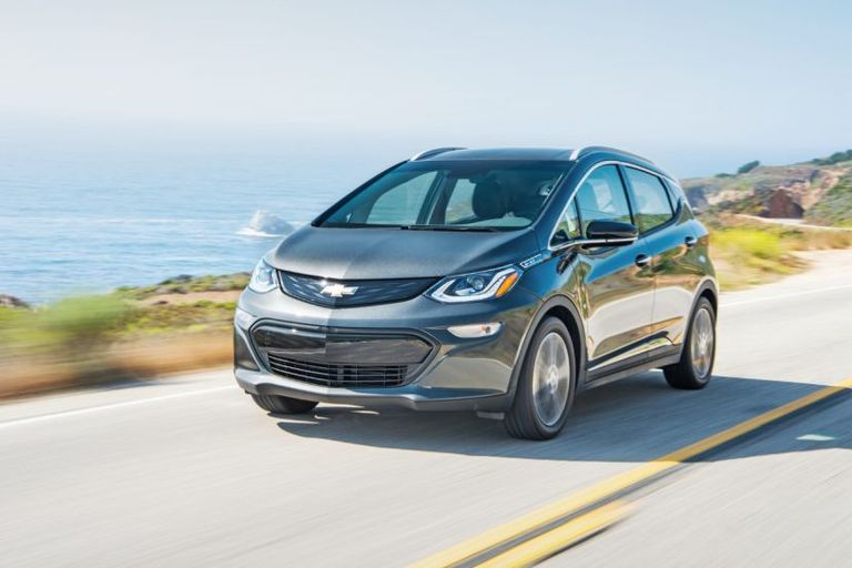 This new policy would prevent California state agencies from purchasing vehicles like the 2019...