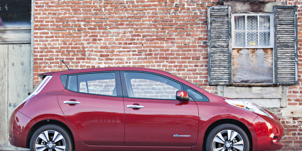 The state fleet already includes 10battery-electric 2014 Nissan Leaf sedans.