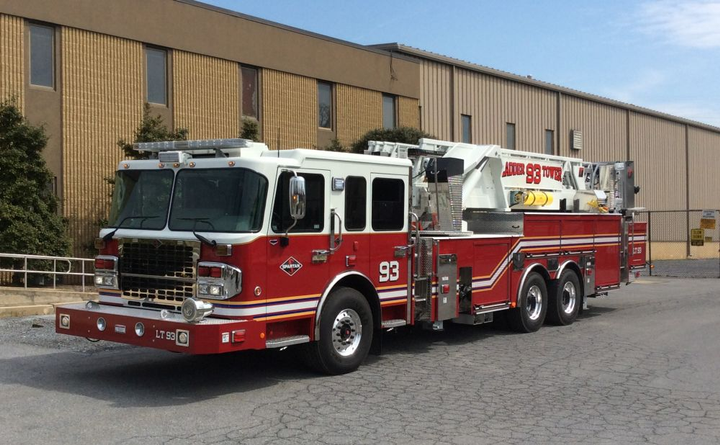 Spartan Unveils Two New Fire Truck Models - Vehicle Research