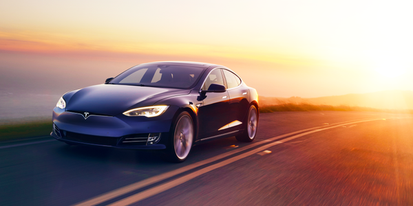 The Fremont (Calif.) Police Department acquired a 2014 Tesla Model S, which is being equipped...