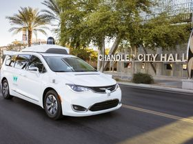 Ariz. City Employees Can Now Hail Self-Driving Vehicles