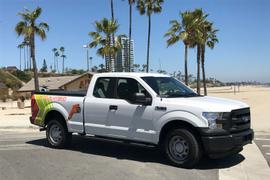 West Coast Fleets Deploy Hybrid Trucks, Vans