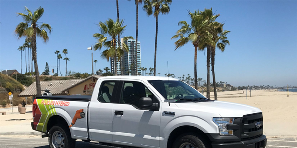 The City of Long Beach, Calif., has ordered eight plug-in hybrid electric F-150 trucks.