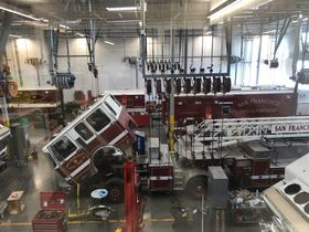Reflecting on Building San Francisco's $62M Fleet Facility