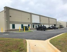 Cobb County's new $5 million 35,000-square-foot fleet facility includes a customer waiting area,...