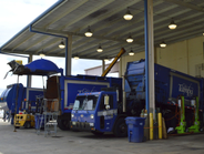One of the fleet's challenges will be keeping up with an expanding compressed natural gas (CNG)...