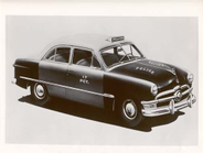1950 Ford  Photo courtesy of Ford
