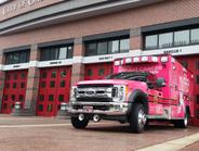 Spreading awareness is a citywide effort in Orlando, Fla. TheOrlando Fire Department unveiled...