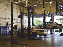 In September, the fleet implemented a preventive maintenance appointment system online, with two...