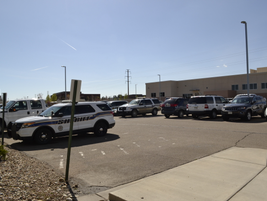 The Boulder County Sheriff's Office fleet consists of 151 vehicles.