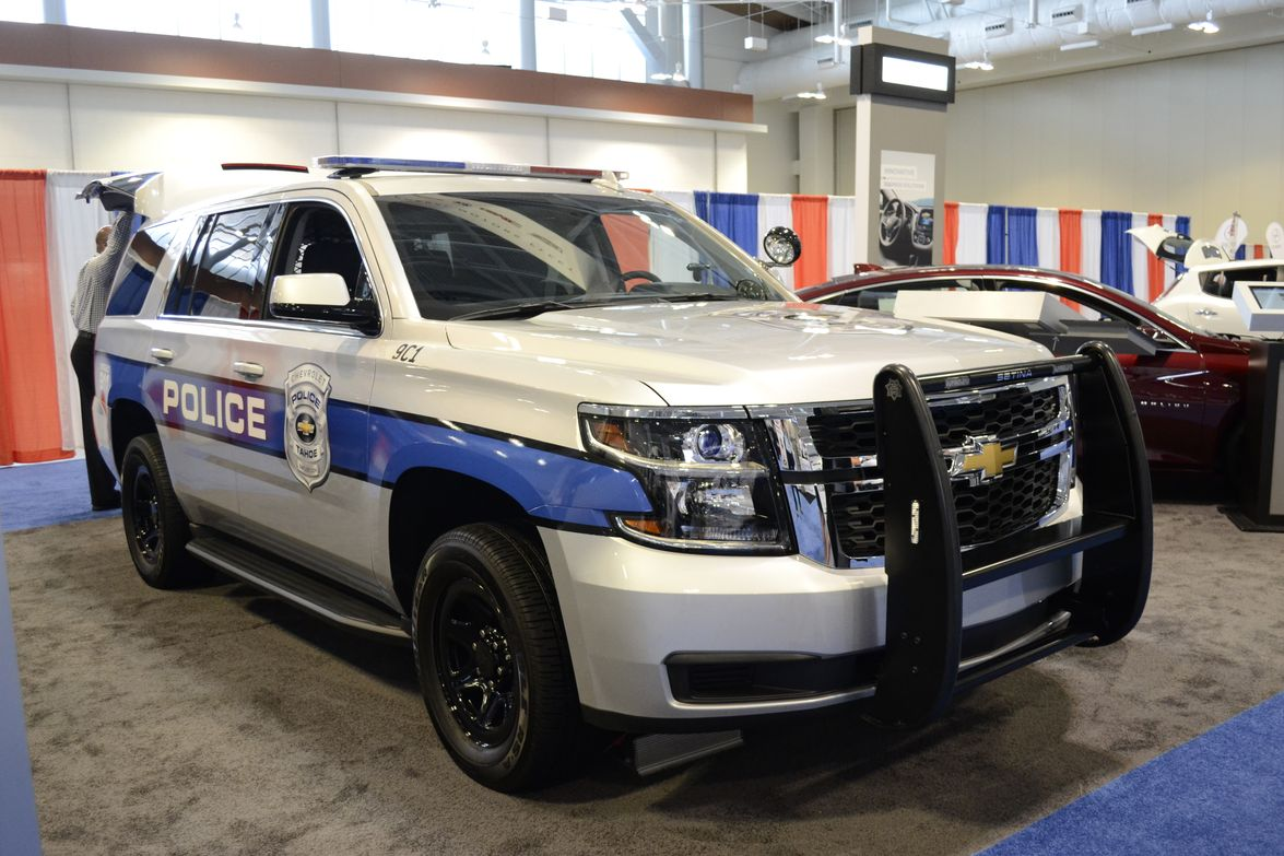 The 2016 Chevrolet Tahoe PPV is available in two-wheel and four-wheel drive.