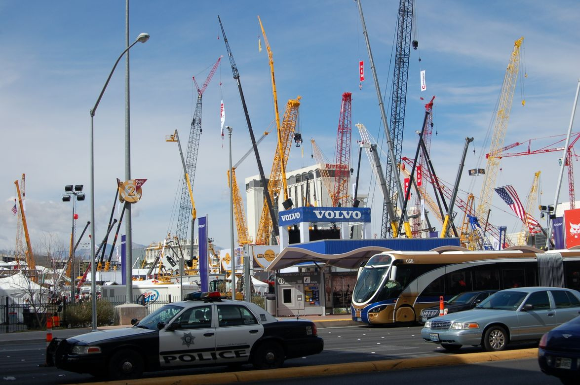 ConExpo-Con/Agg features vendors from several major industries, from construction and utility to...