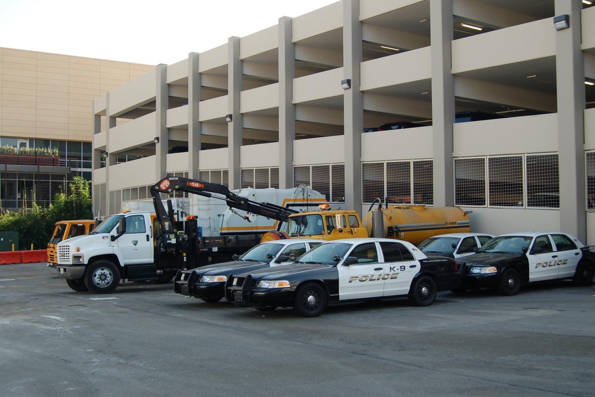Beverly Hills Fleet Services, under the Public Works & Transportation Department, maintains 360...