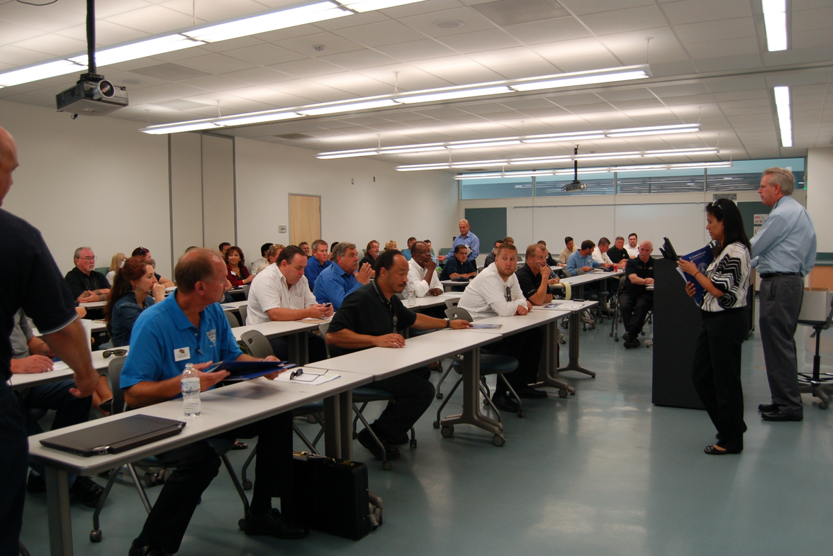Municipal Equipment Maintenance Association (MEMA) meeting July 21, 2011.