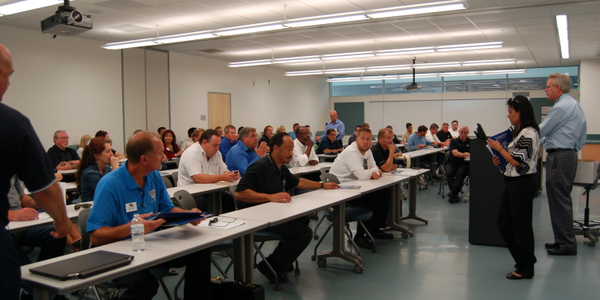 Municipal Equipment Maintenance Association (MEMA) meeting July 21, 2011.